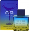 Antonio Banderas Cocktail Seduction Blue for Men